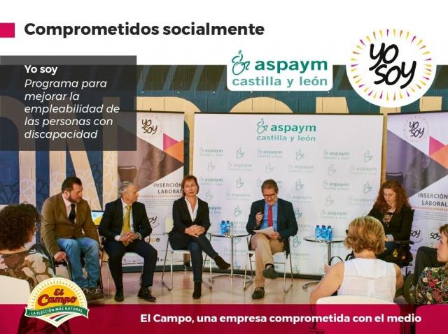 Campaña YO SOY, mejorando el empleo en personas con discapacidad