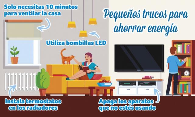 Enero: Optimización energética