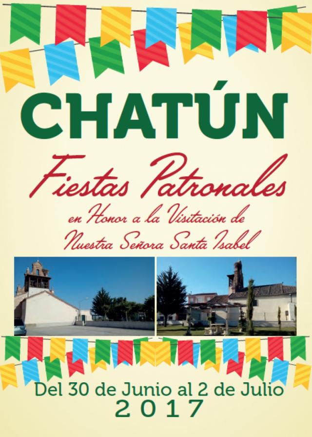 Colaboramos con las fiestas de Chatún