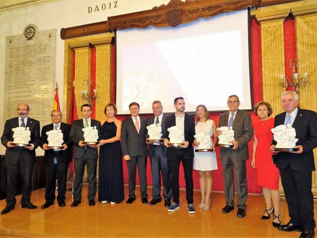 Entrega de Premios Diputación
