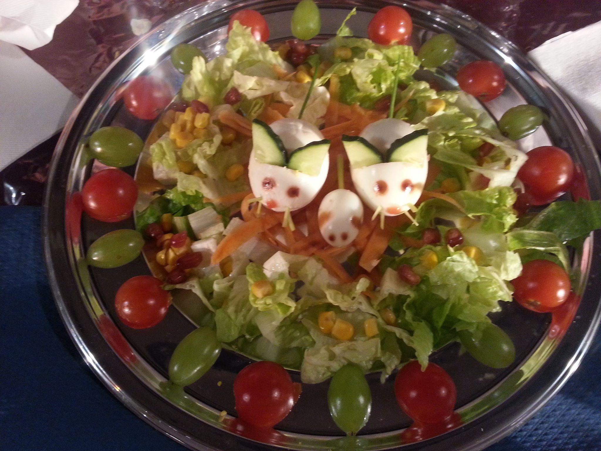 Cogeces chef junior y las mejores ensaladas for Las mejores ensaladas