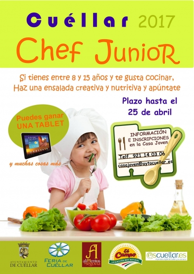 Volvemos a Chef Junior de Cuéllar