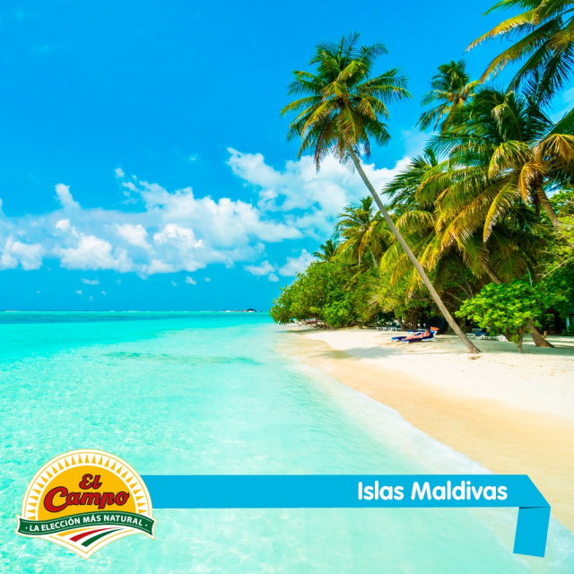 Junio: Islas Maldivas