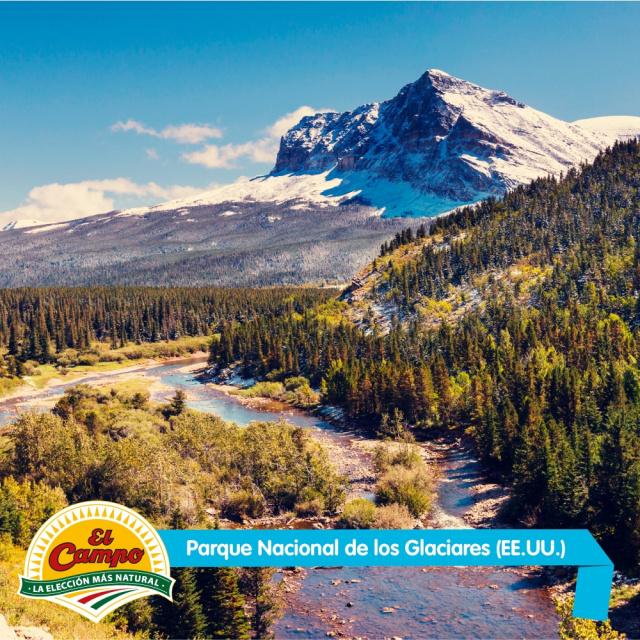 Mayo: Parque Nacional de los Glaciares (EE.UU.)