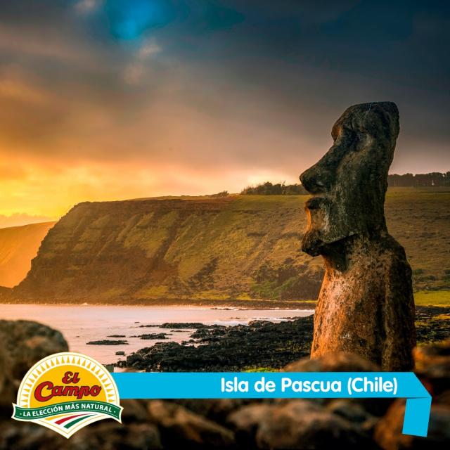 Noviembre: Isla de Pascua (Chile)