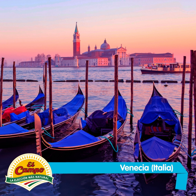 Febrero: Venecia (Italia)