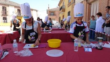 Segunda edición Chef Junior Campo de Cuéllar