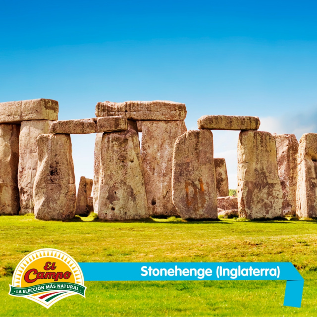 Agosto: Stonehenge (Inglaterra)