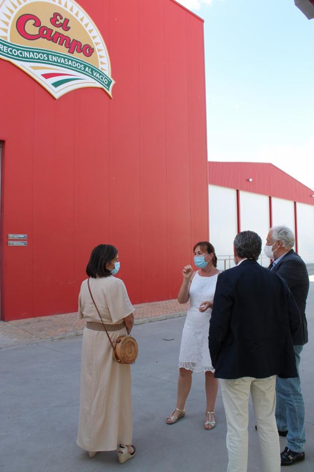 Visita de FES a nuestra empresa