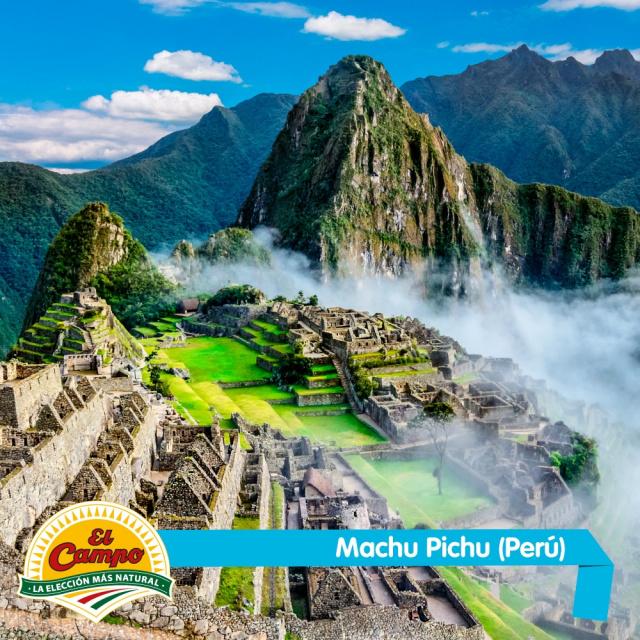 Marzo: Machu Pichu (Perú)